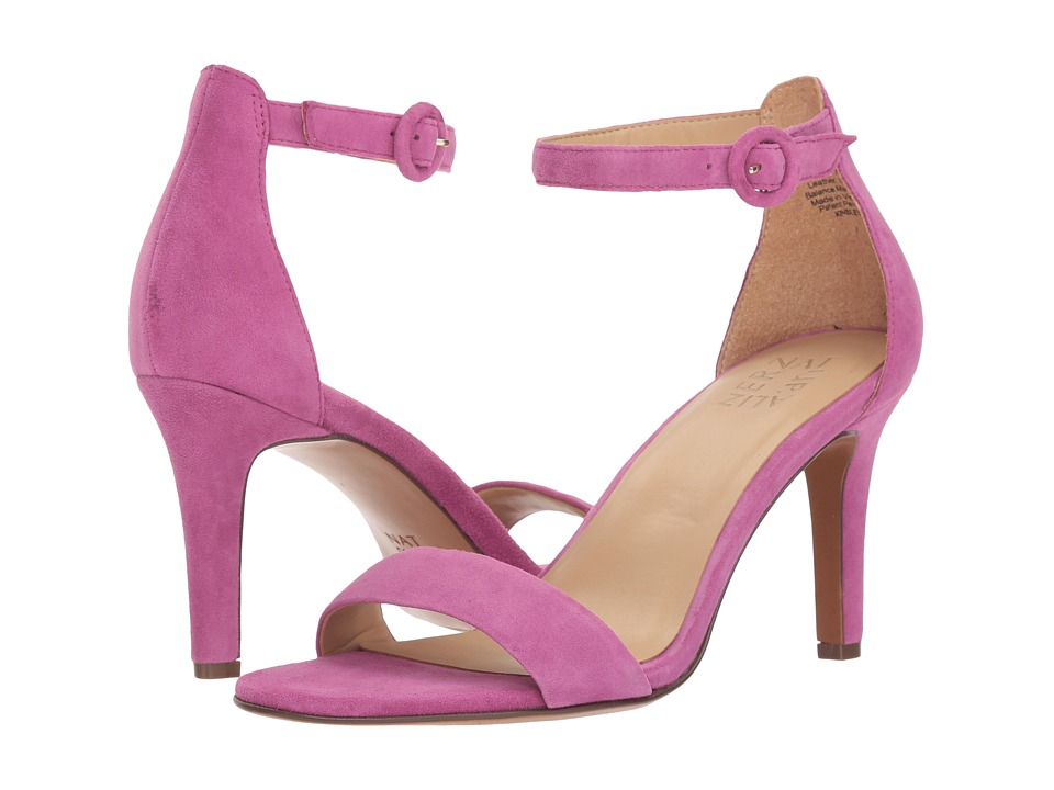 Naturalizer Kinsley (Radiant Orchid Suede) High Heels
