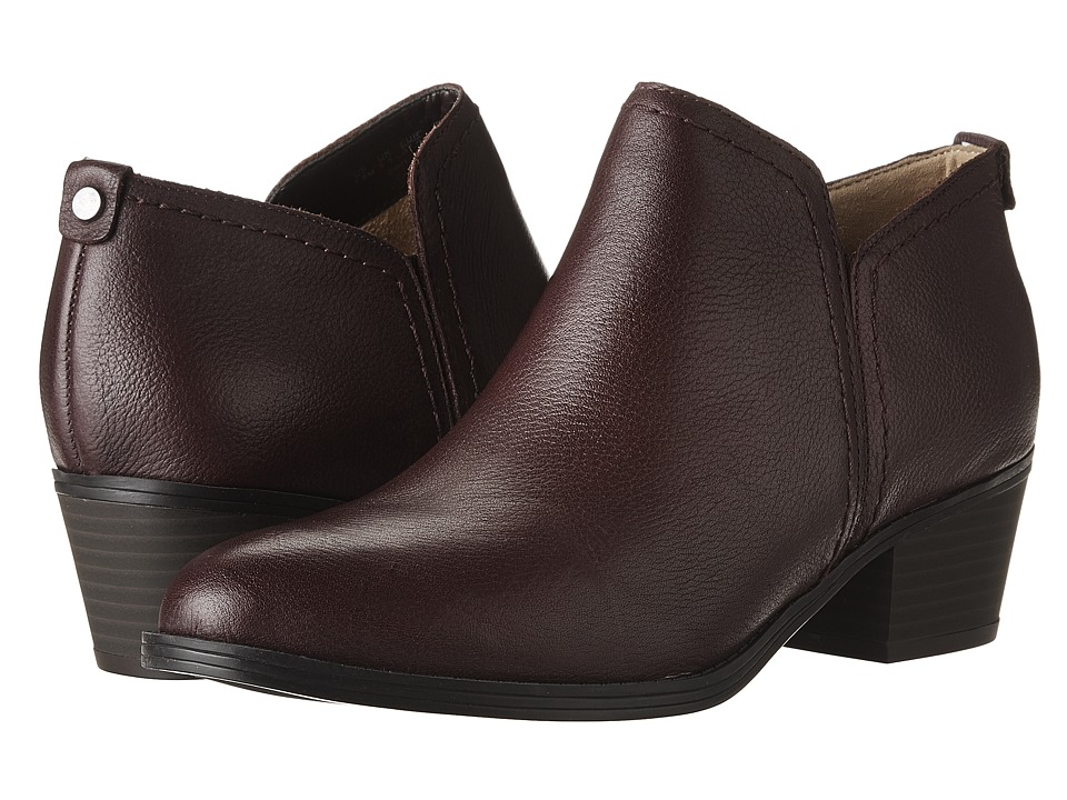 Naturalizer Zarie (Aubergine Tumbled Leather)