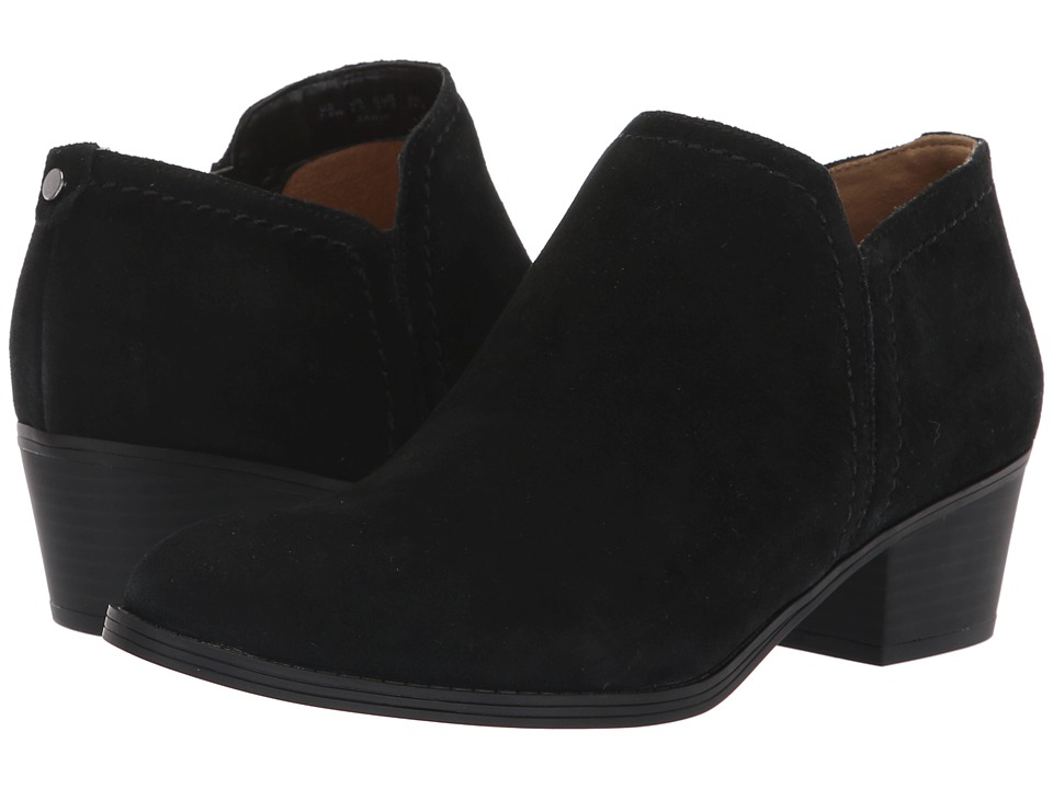 Naturalizer Zarie (Black Suede)