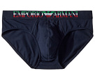 Emporio Armani Italian Flag Brief