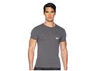 Emporio Armani Emporio Armani Megalogo Slim Fit Crewneck T-Shirt