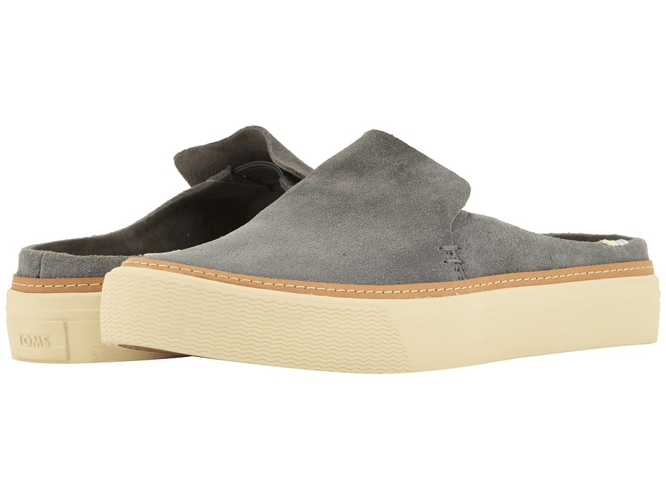TOMS Sunrise (Shade Suede) Slip-On Shoes