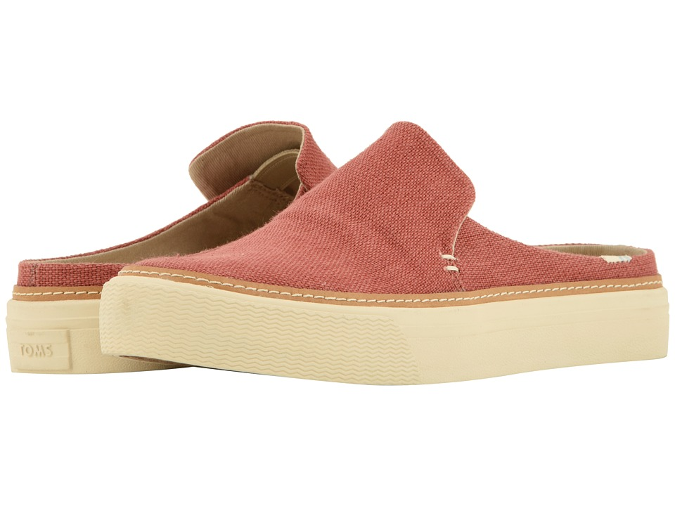 TOMS Sunrise (Spice Heritage Canvas) Slip-On Shoes