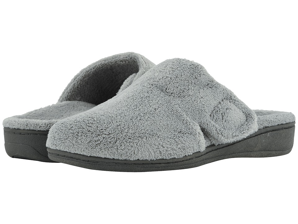 VIONIC Gemma (Light Grey) Slippers