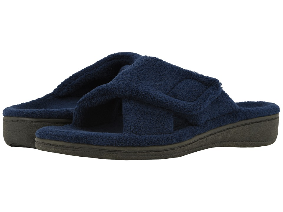 VIONIC Relax (Navy) Slippers