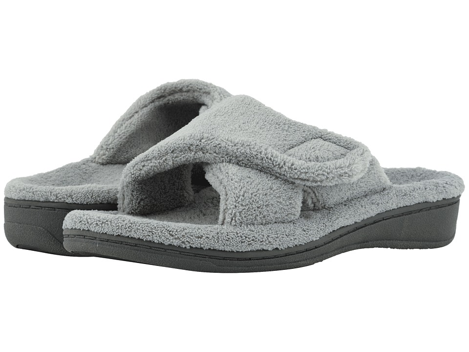 VIONIC Relax (Light Grey) Slippers
