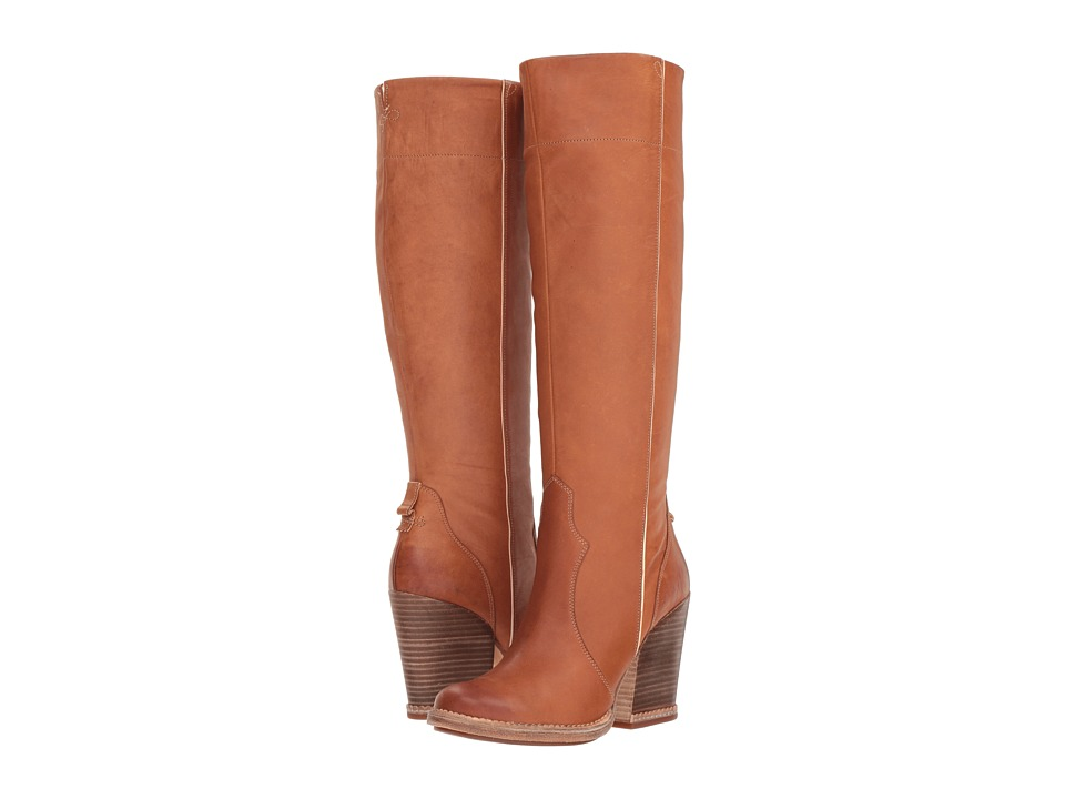 Timberland Marge Tall Slouch Boot (Tan)