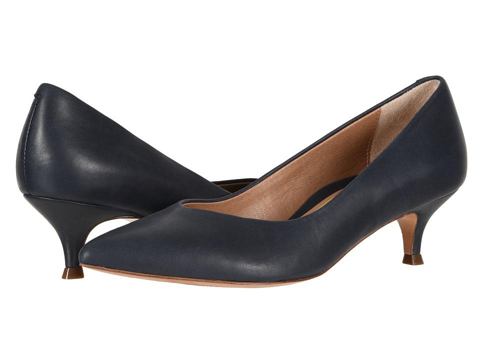 VIONIC Josie (Navy) 1-2 inch heel Shoes