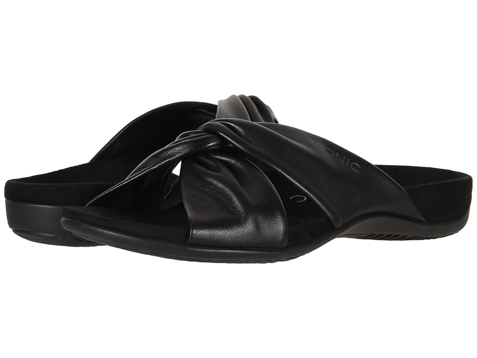 VIONIC Shelley (Black) Sandals