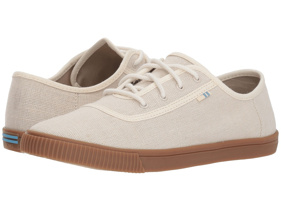 TOMS Carmel (Birch Heritage Canvas) Slip-On Shoes
