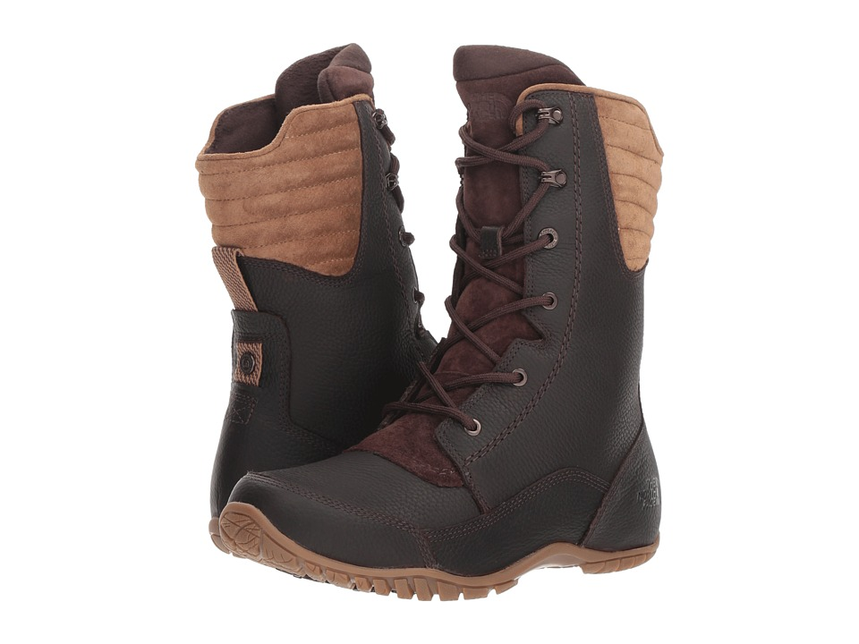 The North Face Purna Luxe (Coffee Bean Brown/Cargo Khaki)