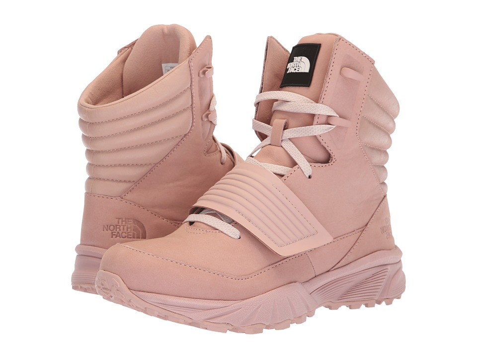 The North Face Raedonda Boot Sneaker Mid (Misty Rose/Misty Rose) Women's Hiking Boots
