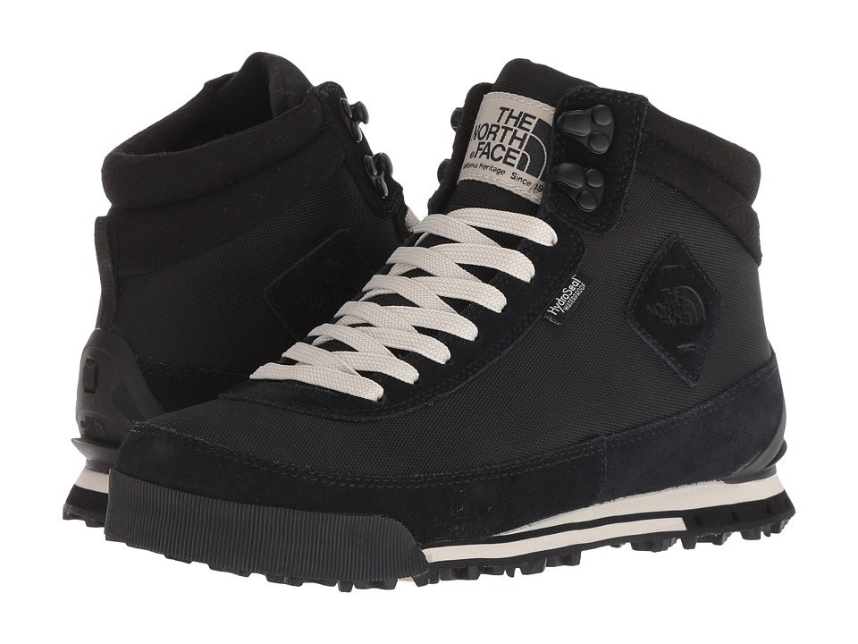 The North Face Back-To-Berkeley Boot II (TNF Black/Vintage White) Women's Lace-up Boots