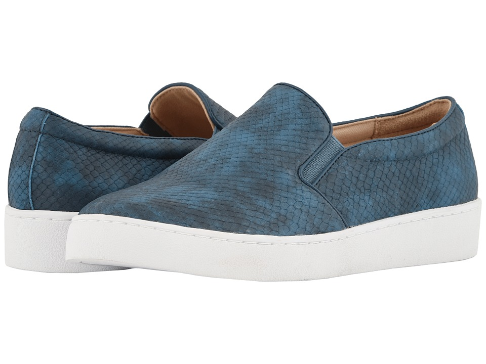 VIONIC Midi Snake (Blue Snake) Women's Shoes