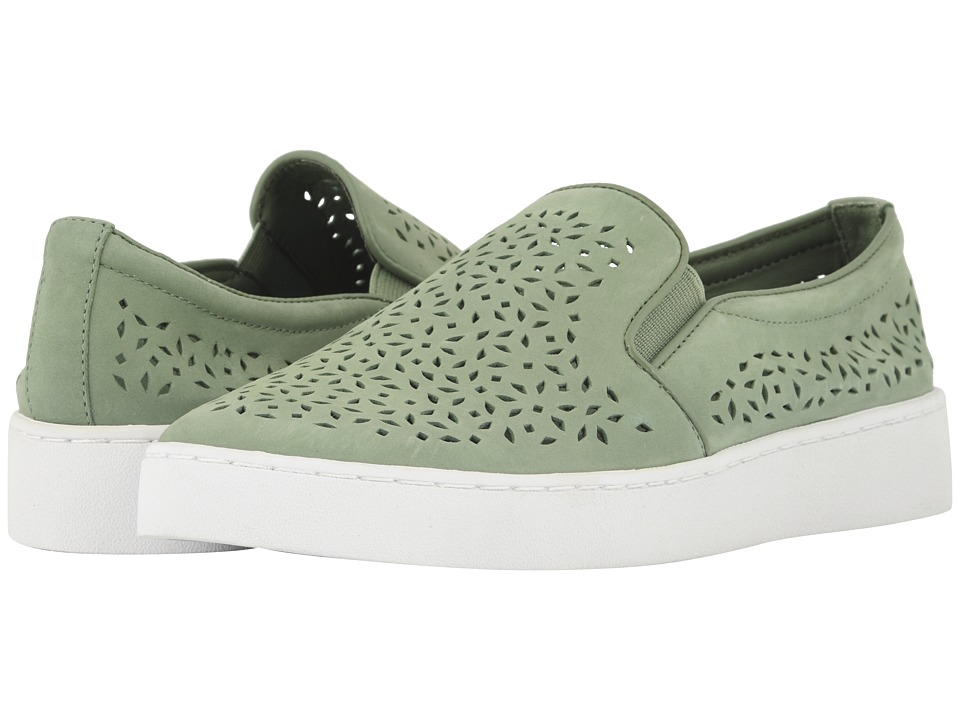 VIONIC Midi Perf (Mint) Slip-On Shoes