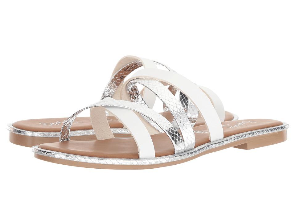 Seychelles Publicity (White/Silver) Sandals