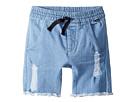 Munster Kids Ripped Up Shorts (Toddler/Little Kids/Big Kids)