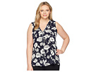 B Collection by Bobeau B Collection by Bobeau Plus Size Lily Pleat Back