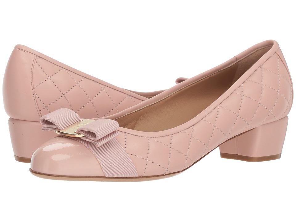 Salvatore Ferragamo Vara Q (Bon Bon) Women's Shoes