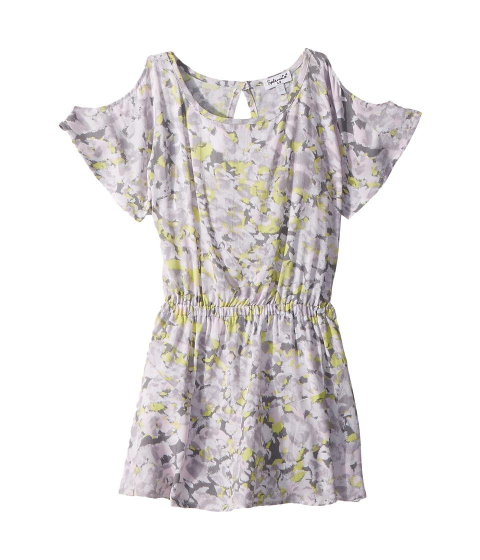 Splendid Littles - Cold Shoulder Voile Dress (Little Kids...