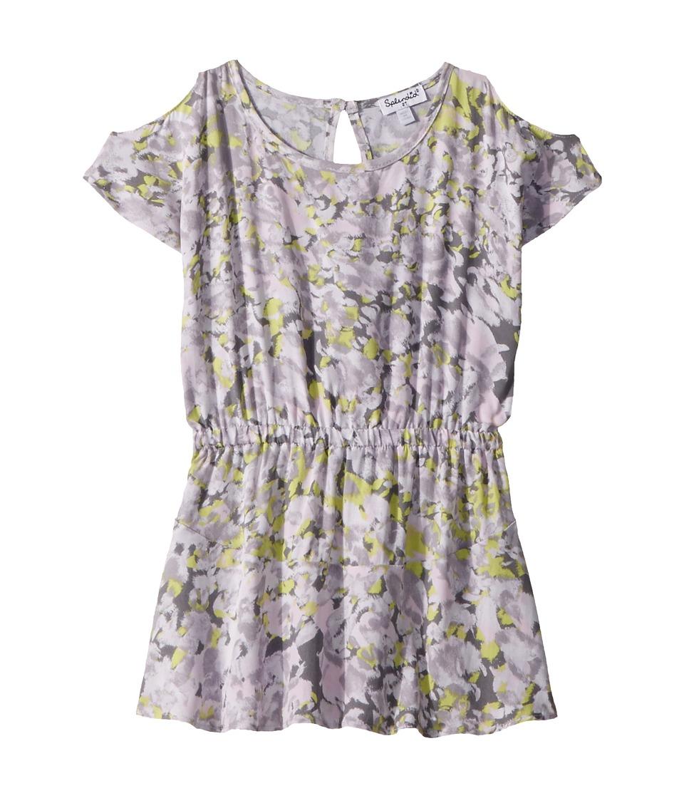 Splendid Littles - Cold Shoulder Voile Dress (Toddler) (L...