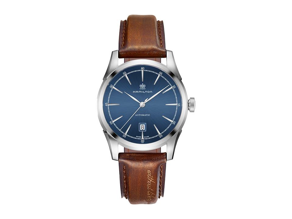 Hamilton Spirit of Liberty - H42415541 (Blue) Watches