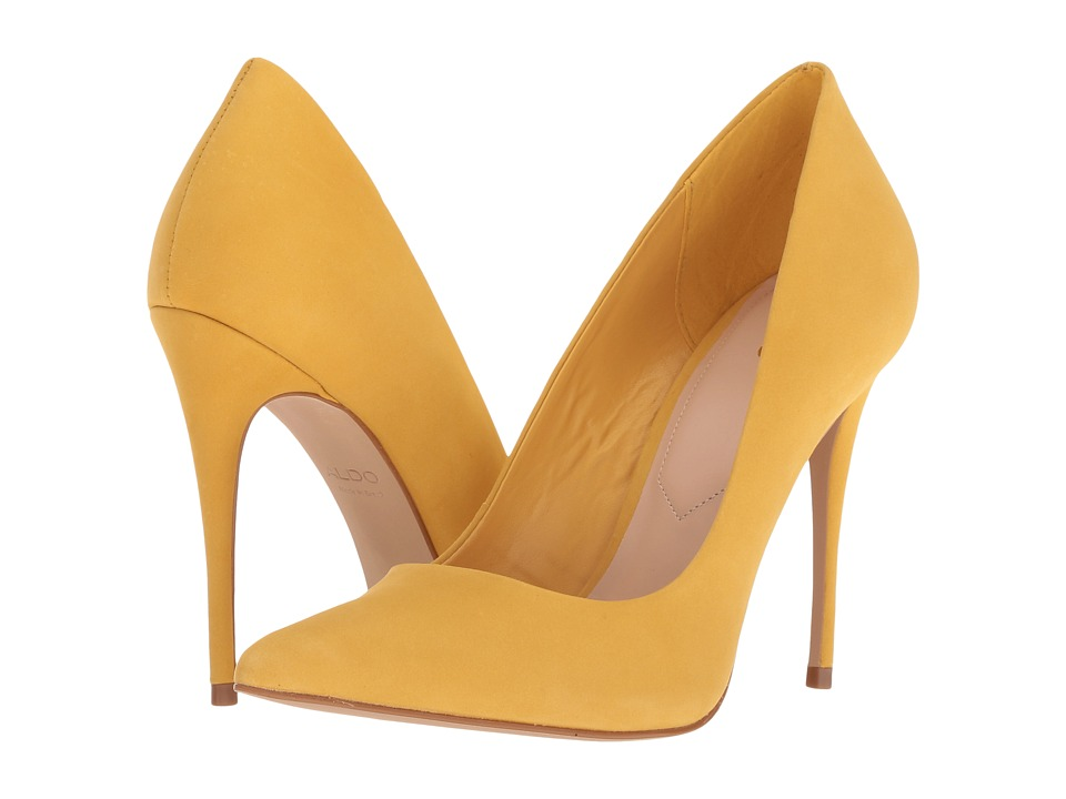 ALDO - Cassedy (Mustard) Womens Shoes