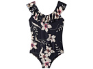 O'Neill Kids Albany Floral One-Piece (Toddler/Little Kids)