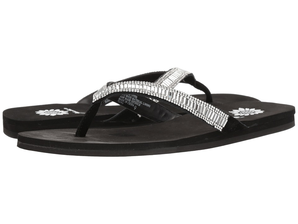 Yellow Box - Jeana (Clear) Women's Sandals