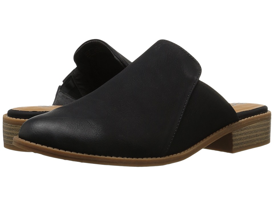 Seychelles BC Footwear by Seychelles Look At Me (Black Nubuck) Women