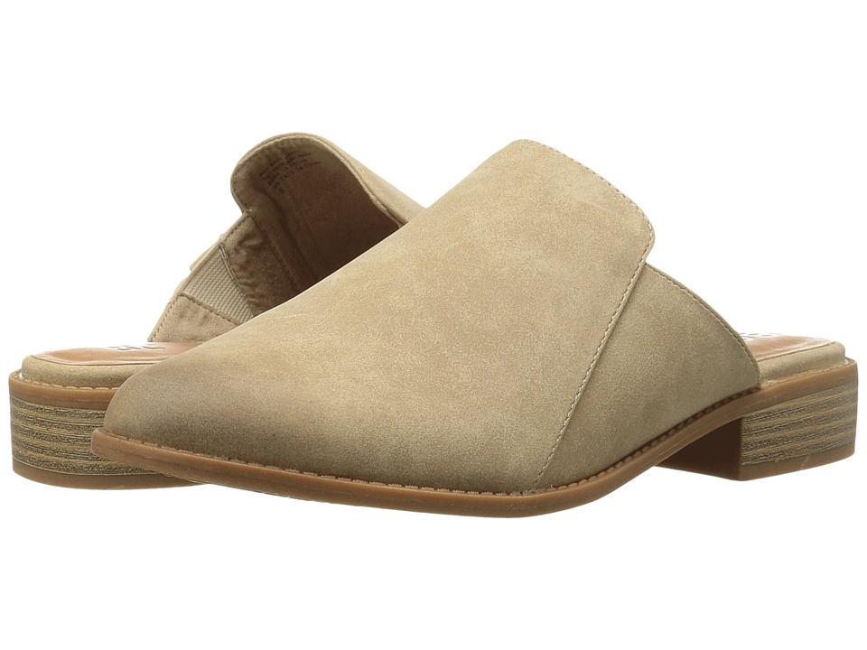 Seychelles - BC Footwear by Seychelles Look At Me (Taupe Nubuck) Womens Shoes