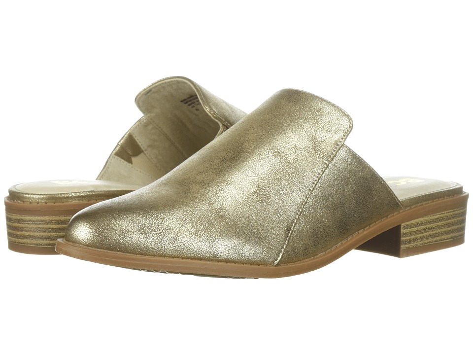Seychelles BC Footwear by Seychelles Look At Me (Gold Distressed) Women