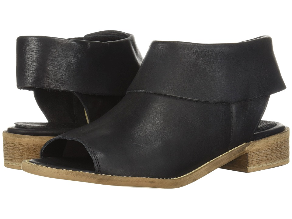 Musse&Cloud - Anemone (Black) Womens Shoes