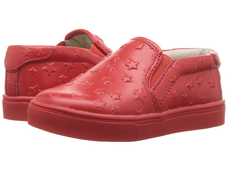 AKID Brand Liv (Toddler/Little Kid/Big Kid) (Red) Kids Shoes