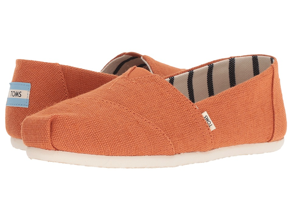 TOMS Venice Collection Alpargata (Sunset Heritage Canvas) Slip-On Shoes