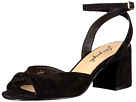 Free People Gisele Black Heel