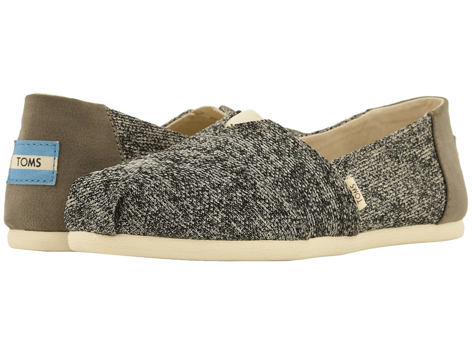 TOMS Alpargata (Birch Terry Cloth) Women's Shoes