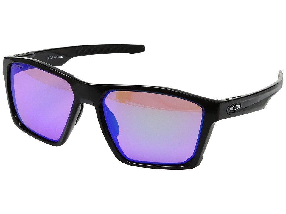 Oakley - Targetline (Polished Black w/ Prizm Golf) Athletic Performance Sport Sunglasses