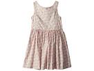 Polo Ralph Lauren Kids Floral Cotton Sleeveless Dress (Toddler)