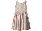 Polo Ralph Lauren Kids Floral Cotton Sleeveless Dress (Little Kids)