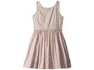 Polo Ralph Lauren Kids Floral Cotton Sleeveless Dress (Big Kids)