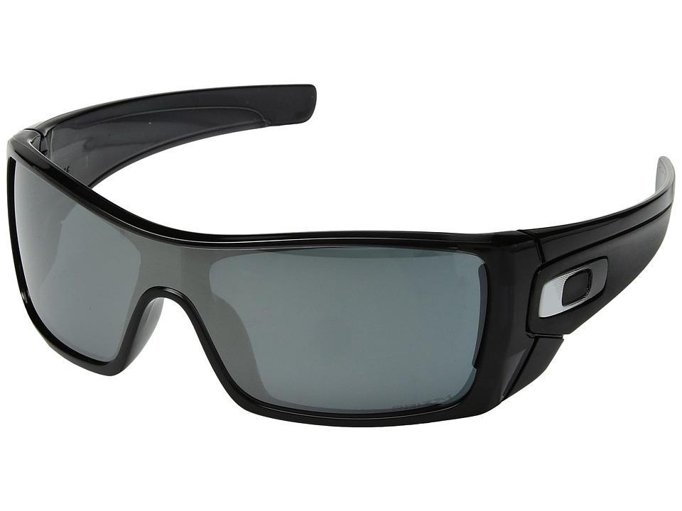 Oakley Batwolf (Black Ink w/ Prizm Black) Sport Sunglasses