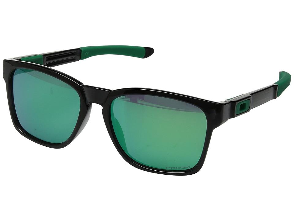 Oakley - Catalyst (Black Ink w/ Prizm Jade) Snow Goggles