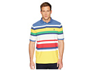 Polo Ralph Lauren CP-93 Striped Pique Polo