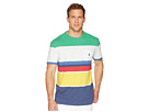 Polo Ralph Lauren CP-93 Yarn-Dye Slub Jersey Short Sleeve T-Shirt