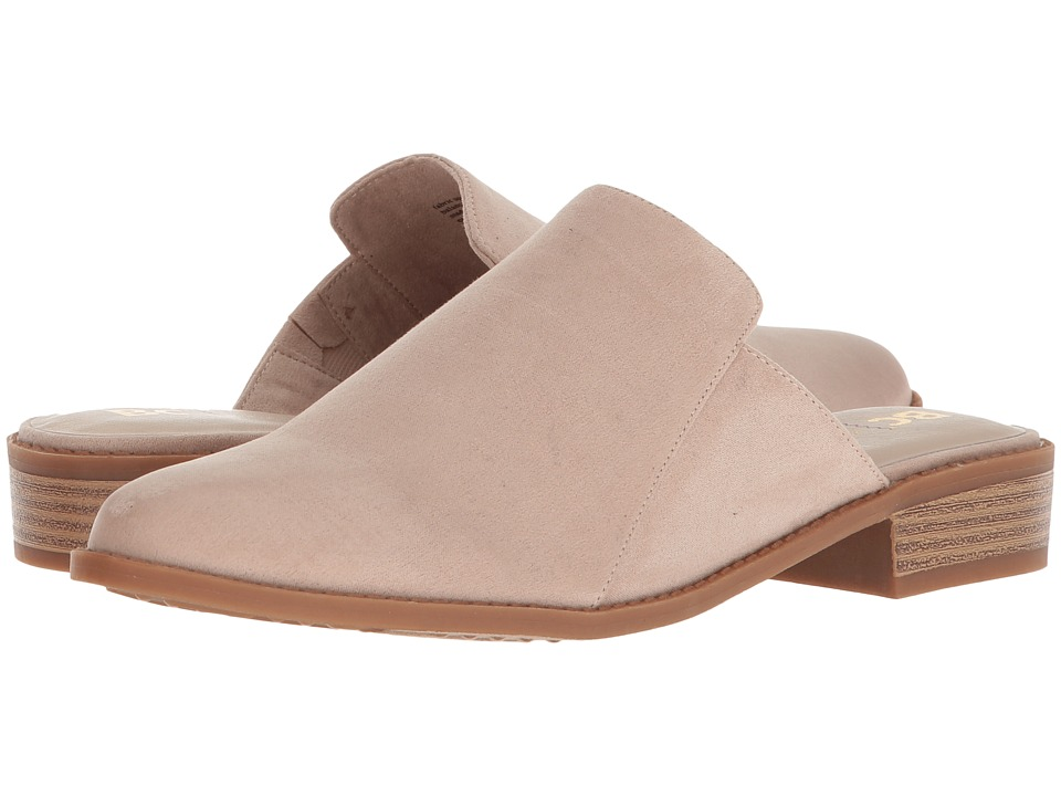 Seychelles BC Footwear by Seychelles Look At Me (Blush Suede) Women