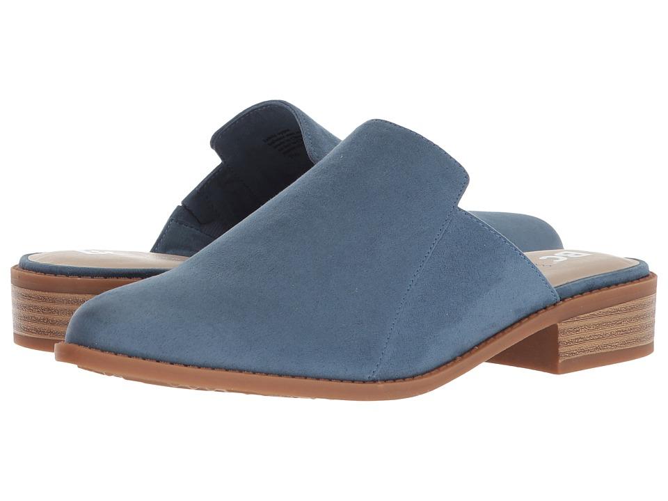 Seychelles BC Footwear by Seychelles Look At Me (Denim Blue Suede) Women
