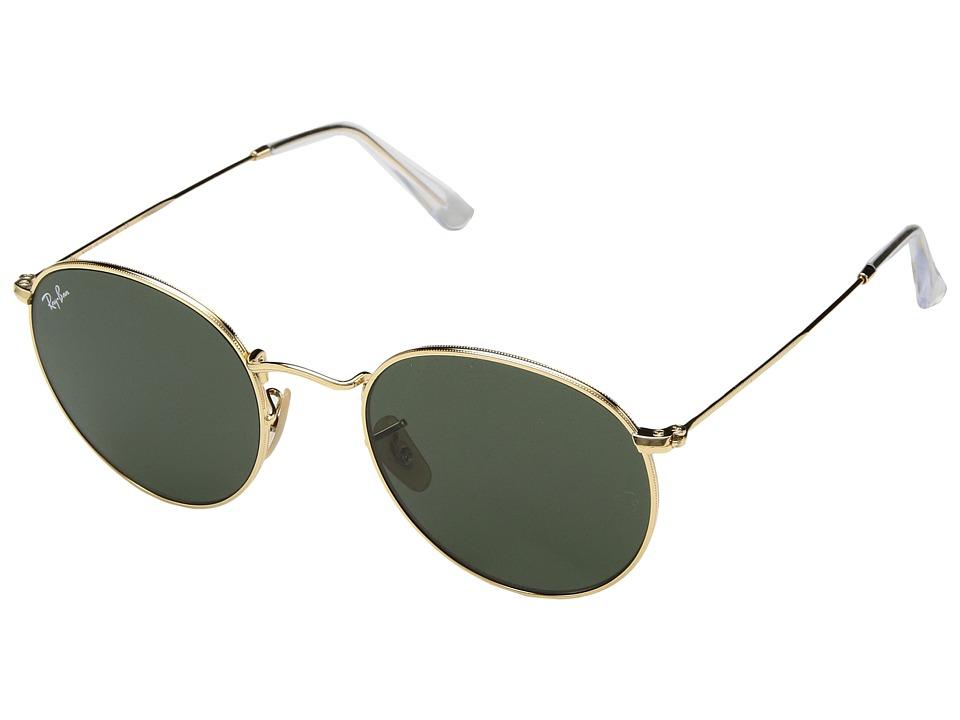 Ray-Ban RB3447 53mm (Arista/Crystal Green) Fashion Sunglasses