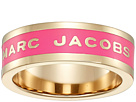 Marc Jacobs Marc Jacobs Band Logo Disc Ring