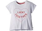 Lucky Brand Kids Luna Graphic Tee (Little Kids)